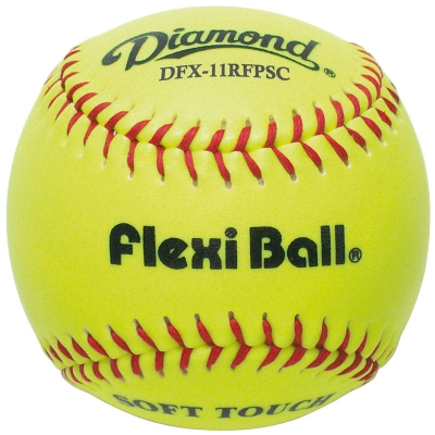 "Diamond 11"" Softball DFX-11RFPSC (6 Dozen Case)"