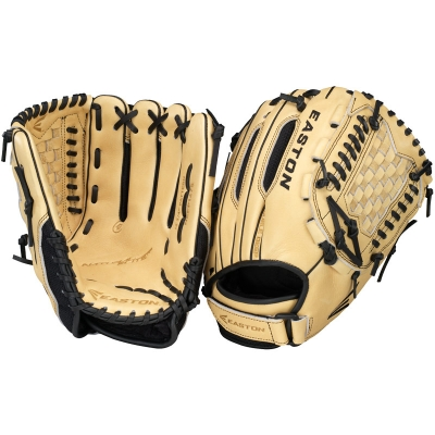 "Easton Natural Elite Fastpitch Softball Glove 12.75"" NEFP 1275 A130417"