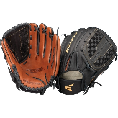 "LEFT HAND THROW ONLY Easton Rival Fastpitch Softball Glove 12.5"" RVFP 1250 A130316"