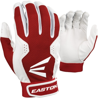 Easton TYPHOON III Batting Gloves (Adult Pair)
