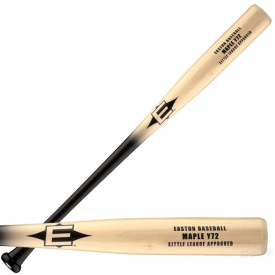 CLOSEOUT Easton Pro Stix Youth Maple Y72 Wood Baseball Bat A110161