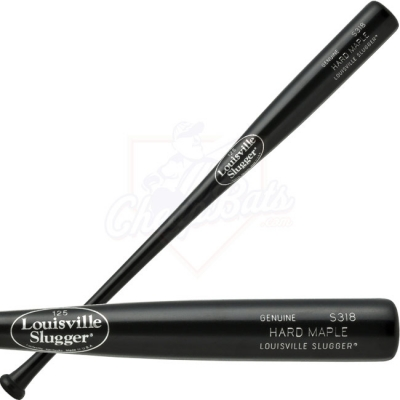 CLOSEOUT Louisville Slugger Maple Wood Baseball Bat HM125B