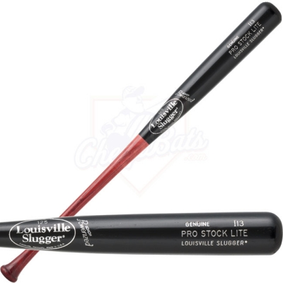 CLOSEOUT Louisville Slugger Pro Stock Lite Wood Baseball Bat PLI13WB