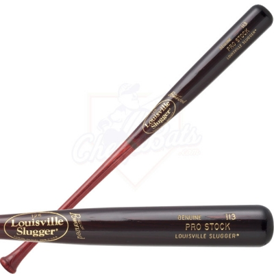 CLOSEOUT Louisville Slugger Pro Stock Ash Wood Baseball Bat PSI13W