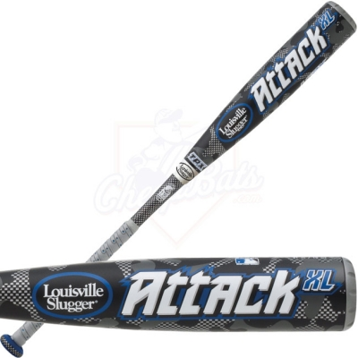 2013 Louisville Slugger Attack XL Senior League Baseball Bat -10oz. SL13AXL