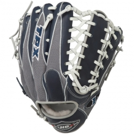 "CLOSEOUT Louisville Slugger HD9 Hybrid Defense Baseball Glove 12.75"" XH1275NG"