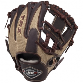 "CLOSEOUT Louisville Slugger HD9 Hybrid Defense Baseball Glove 11.25"" XH1125KGD"