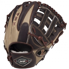 "CLOSEOUT Louisville Slugger HD9 Hybrid Defense Baseball Glove 11.75"" XH1175KGD"