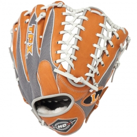 "CLOSEOUT Louisville Slugger HD9 Hybrid Defense Baseball Glove 12.75"" XH1275GO"