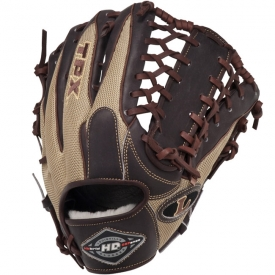 "CLOSEOUT Louisville Slugger HD9 Hybrid Defense Baseball Glove 12.75"" XH1275KGD"
