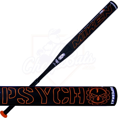 2015 Miken IZZY PSYCHO SUPERMAX Slowpitch Softball Bat SPSYMU