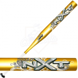 2013 Miken NXT Freak Gold Fastpitch Softball Bat -10oz GLDN10