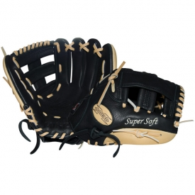 "Miken Super Soft Fastpitch Softball Glove 11.75"" MS1134FP"