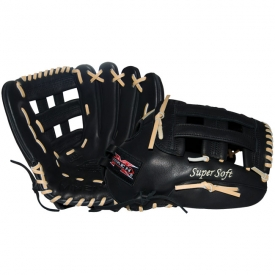 "Miken Super Soft Slowpitch Softball Glove 13.5"" MS135SP"