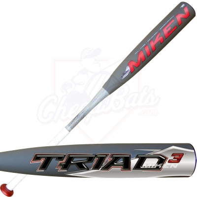 2013 Miken TRIAD Senior League Baseball Bat -10oz STRI10