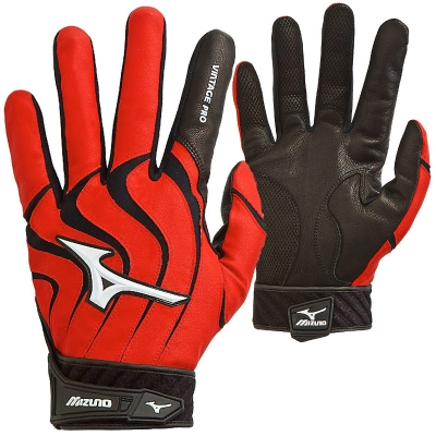 Mizuno Youth Vintage Pro G4 Batting Glove (Pair) 330265