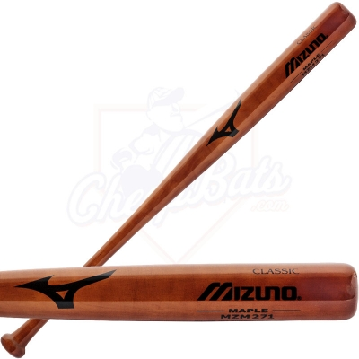 2014 Mizuno Youth Maple Wood Baseball Bat MZM271 340182