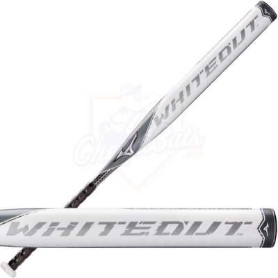 Mizuno Whiteout Slowpitch Softball Bat ASA 340270