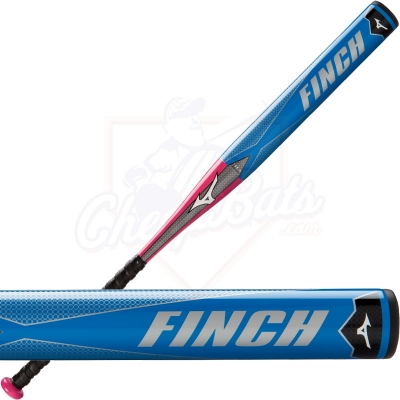 Mizuno Jennie Finch G5 Fastpitch Softball Bat -11.5oz 340276