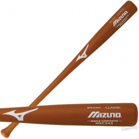 CLEARANCE Mizuno Wood Composite Baseball Bat Matte Copper MZC243