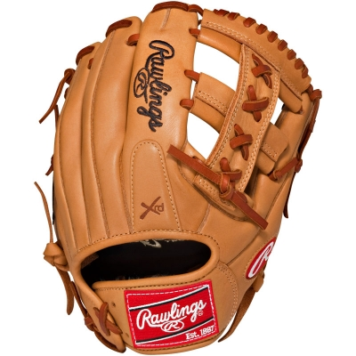 "Rawlings Gamer Dual Core Series Baseball Glove 11.25"" GDC1125"