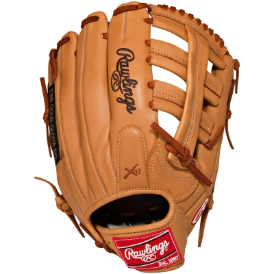 "Rawlings Gamer Dual Core Series Baseball Glove 12.5"" GDC1250"