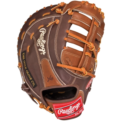 "Rawlings Gold Glove Legend Series First Base Mitt 12.5"" GGLFM18"