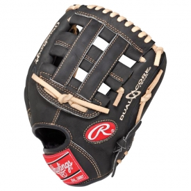 "CLOSEOUT Rawlings Heart of the Hide Dual Core Baseball Glove 11.75"" PRO17HDCC"