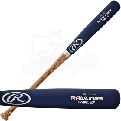 Rawlings Youth Velo Ash Wood Baseball Bat -7.5oz Y62LTE