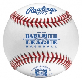Rawlings Baseballs Babe Ruth League RBRO1 1 Dozen