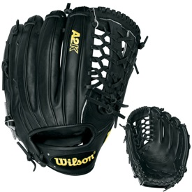 "A2K Baseball Glove 11.75"" Pitcher WTA2K0BBGBW38B"