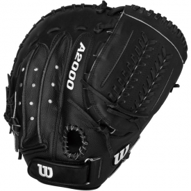 "CLOSEOUT Wilson A2000 Fastpitch Catchers Mitt 34"" WTA2403FPCM13SS"