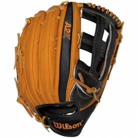 "Wilson A2K Baseball Glove 12.75"" Outfield WTA2K0BB31799"