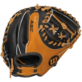 "Wilson A2K Catchers Mitt 32.5"" WTA2K0BB3PUDGE"