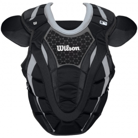 "Wilson ProMOTION Baseball Chest Protector Intermediate 16"" WTA3301"