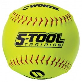 Worth Worth 5-Tool 14� Pitcher�s Ball - W514TB