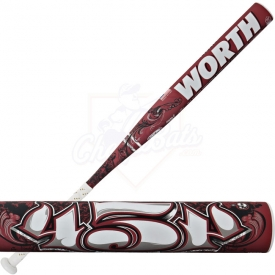 2013 Worth 454 Legit Fastpitch Softball Bat -9oz FPL49