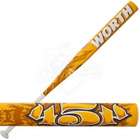 Worth 454 Legit Slowpitch Softball Bat USSSA SB4LUS
