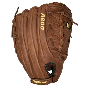 "Wilson A800 SP13 Slowpitch Softball Glove 13"" WTA0800SP13"