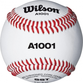 Wilson A1001 Pro Series Collegiate & High School Game Baseball WTA1001BSST