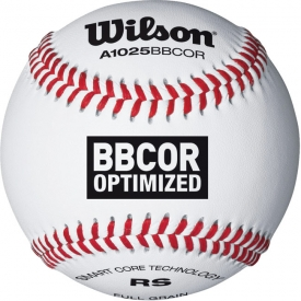 Wilson A1025B0 BBCOR Optimized Baseball WTA1025B0BBCOR