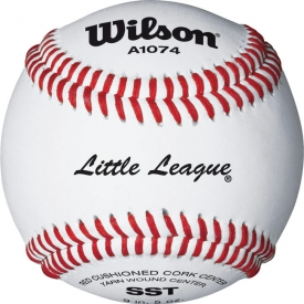 Wilson A1074BSST Little League Tournament Baseball