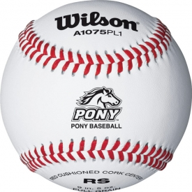 Wilson A1075BPL1 Pony League Baseball