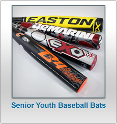 Senior Youth Baseball Bats