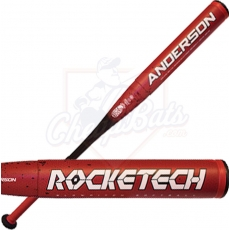 2018 Anderson RockeTech Slowpitch Softball Bat End Loaded ASA USSSA 011044