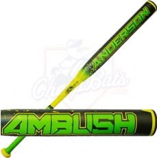 CLOSEOUT 2018 Anderson Ambush Slowpitch Softball Bat Balanced ASA USSSA 011046