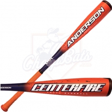 CLOSEOUT 2018 Anderson Centerfire Youth USA Baseball Bat -11oz 015033