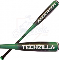 CLOSEOUT 2018 Anderson Techzilla Youth USA Baseball Bat -9oz 015034