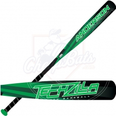 2019 Anderson Techzilla S-Series Hybrid Youth USA Baseball Bat -8oz 015037