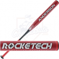 CLOSEOUT 2018 Anderson RockeTech Fastpitch Softball Bat -9oz 017034